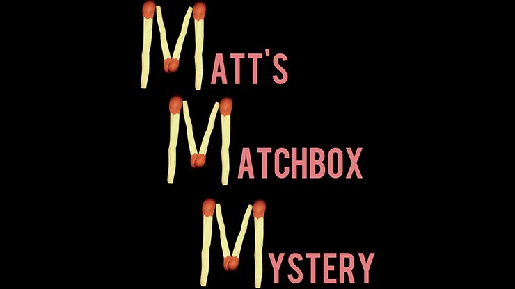 MATT'S MATCHBOX MYSTERY by...