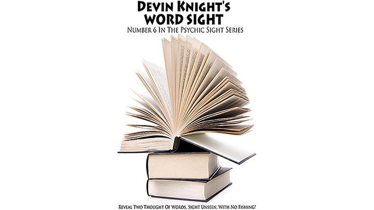 Word Sight by Devin knight...