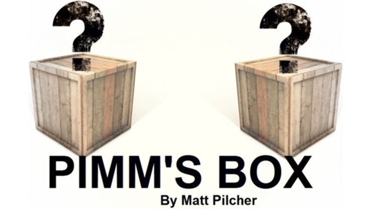 Pimm's Box by Matt Pilcher...