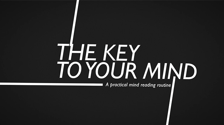 The Key to Your Mind by...