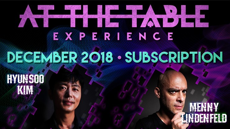 At The Table December 2018...