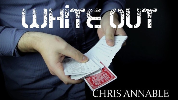 White Out by Chris Annable...