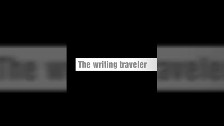 The Writing Traveler by...