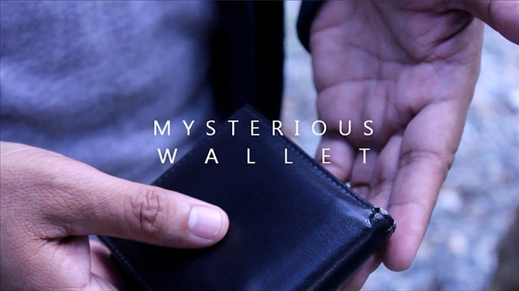 Mysterious Wallet by Arnel...