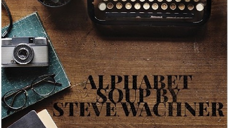 Alphabet Soup by Steve...