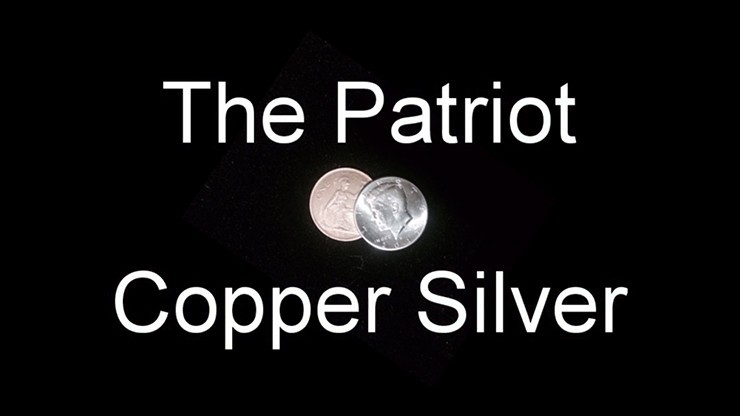 Patriot Copper Silver by Paul Andrich video DOWNLOAD