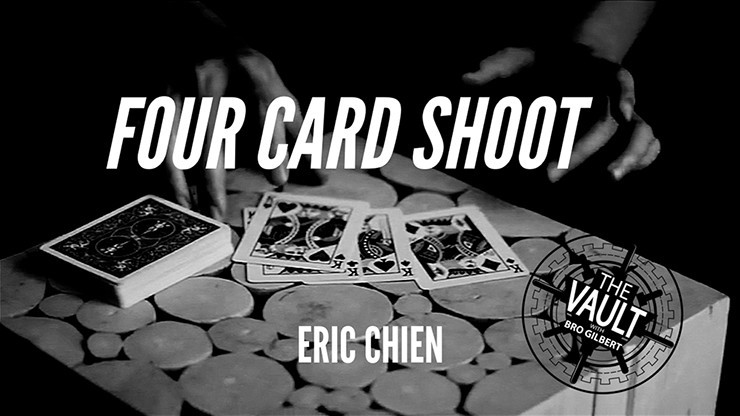 Four Card Shoot by Eric...