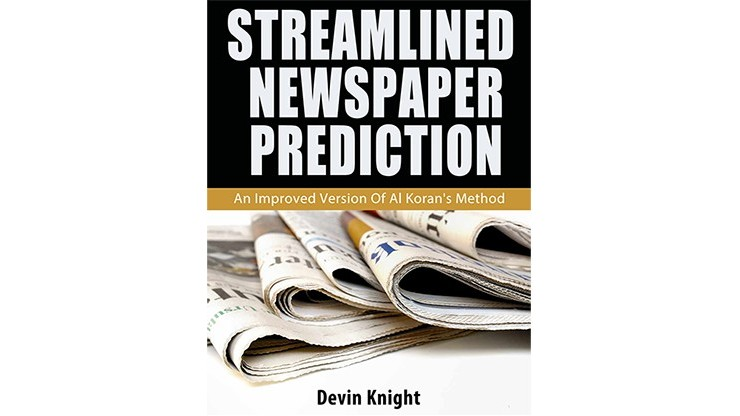 Streamlined Newspaper...
