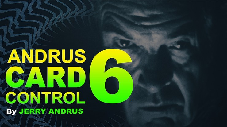 Andrus Card Control 6 by Jerry Andrus Taught by John Redmon video DOWNLOAD