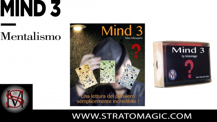 Mind 3 By Stratomagic