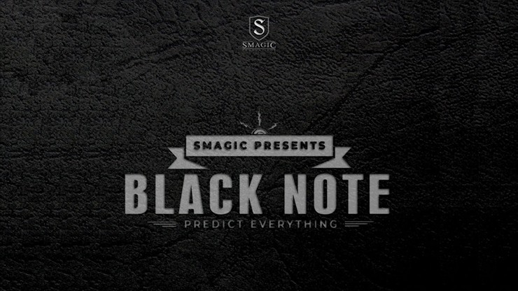 BLACK NOTE by Smagic...