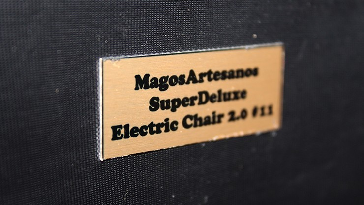 Super Deluxe Electric Chair...