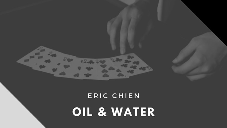 Oil & Water by Eric Chien...