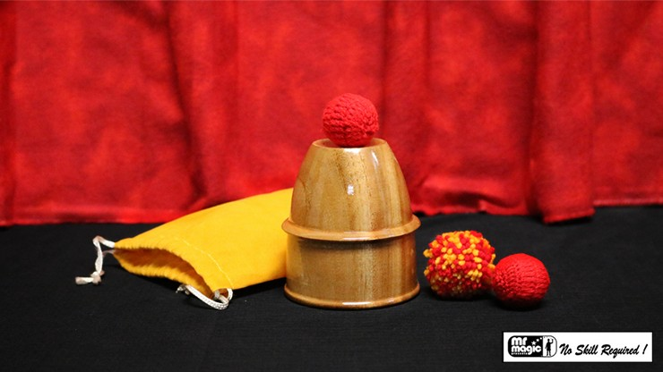 Chop Cup (Wooden) by Mr....