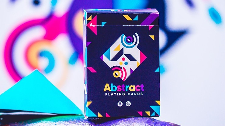 Abstract Playing Cards V1