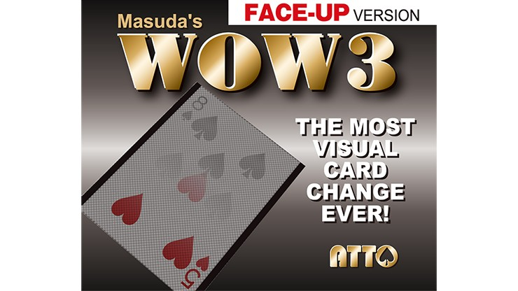 WOW 3 Face-Up by Katsuya...
