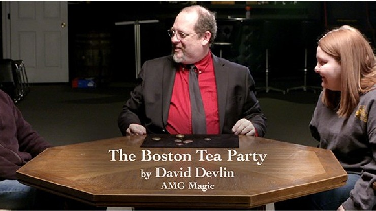 The Boston Tea Party by...