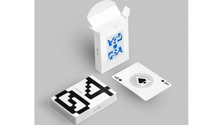 Entry Suns Playing Cards by...