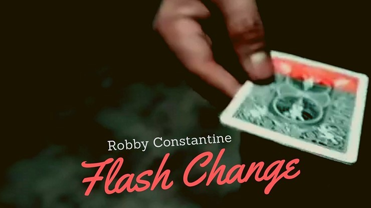 Flash Change by Robby...