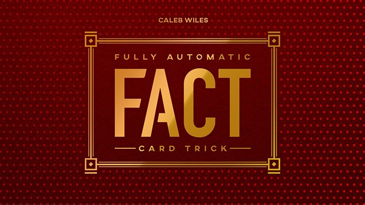Fully Automatic Card Trick...
