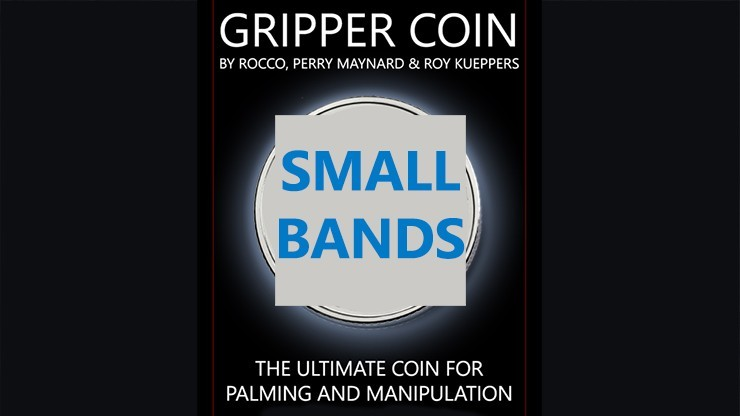 Gripper Coin Bands (Small)...