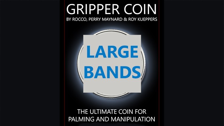 Gripper Coin Bands (Large)...