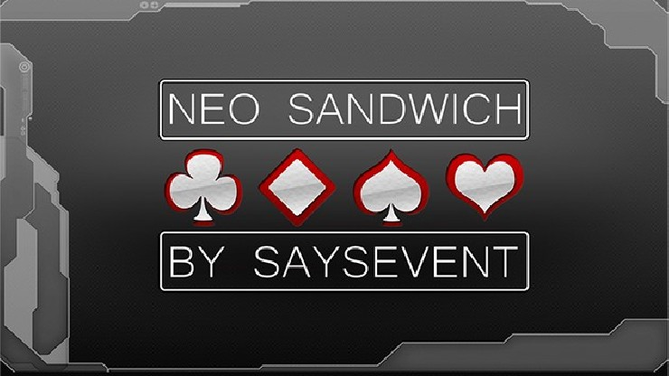 Neo Sandwich by SaysevenT...