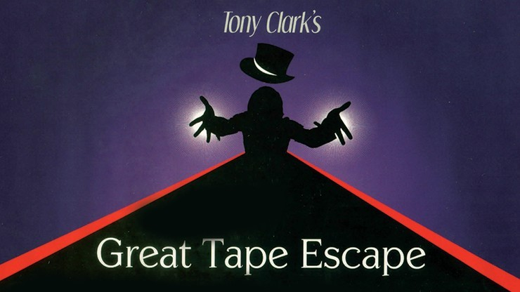 The Great Tape Escape by Tony Clark - Trick