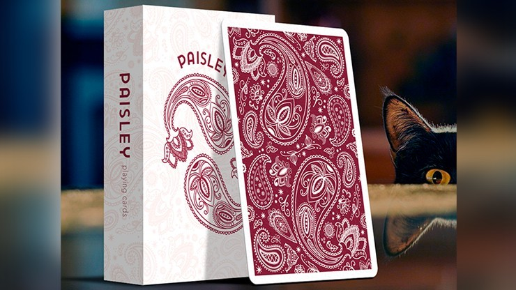 Limited Edition Paisley...