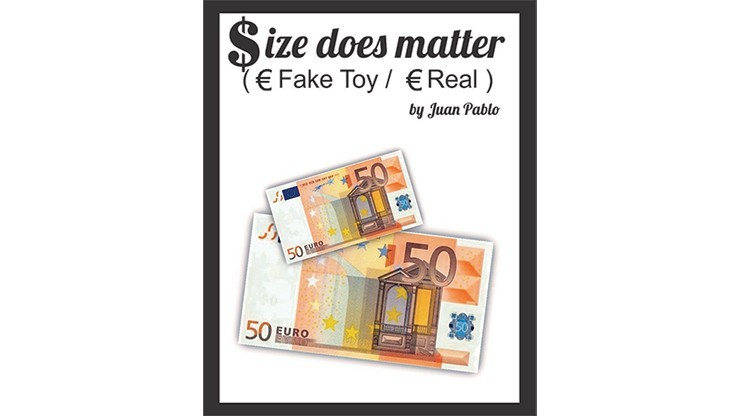 Size Does Matter EURO...