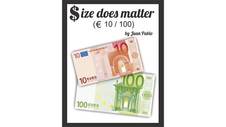 Size Does Matter EURO 10 to...