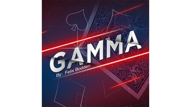 Gamma Blue (Gimmick and...