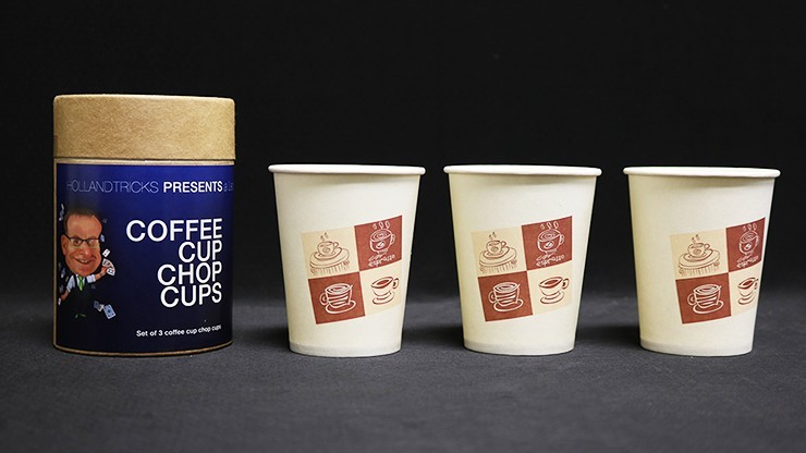Coffee Cup Chop Cup (Cups...