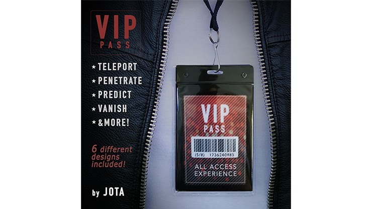 VIP PASS (Gimmick and...