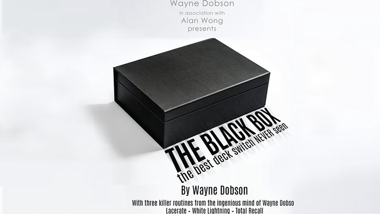 The Black Box (Gimmick and...