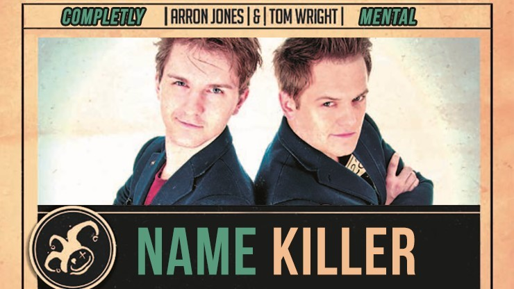 Name Killer by Tom Wright...