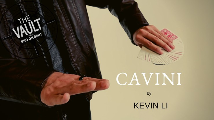 The Vault - CAVINI by Kevin...