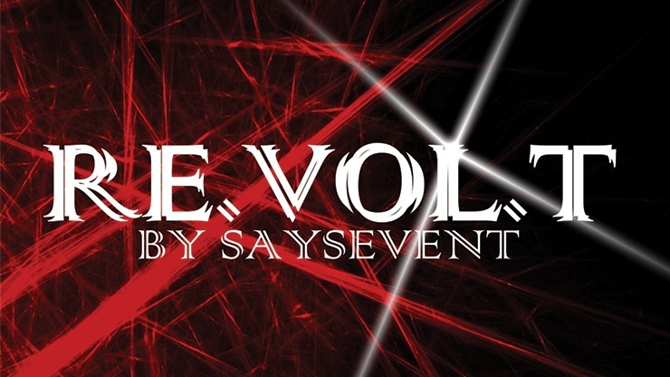 Revolt by SaysevenT video...
