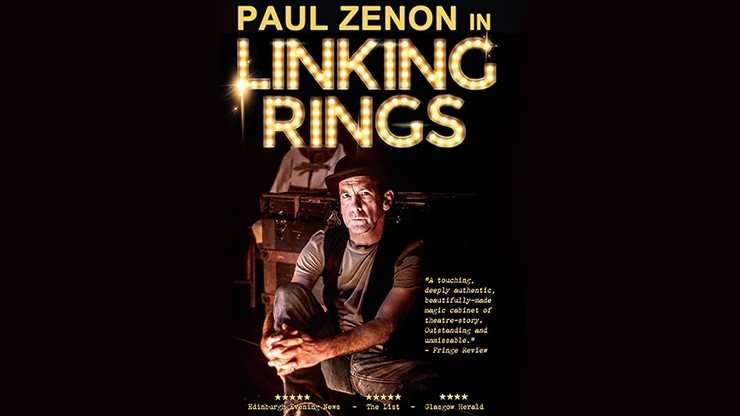 Paul Zenon in Linking Rings...