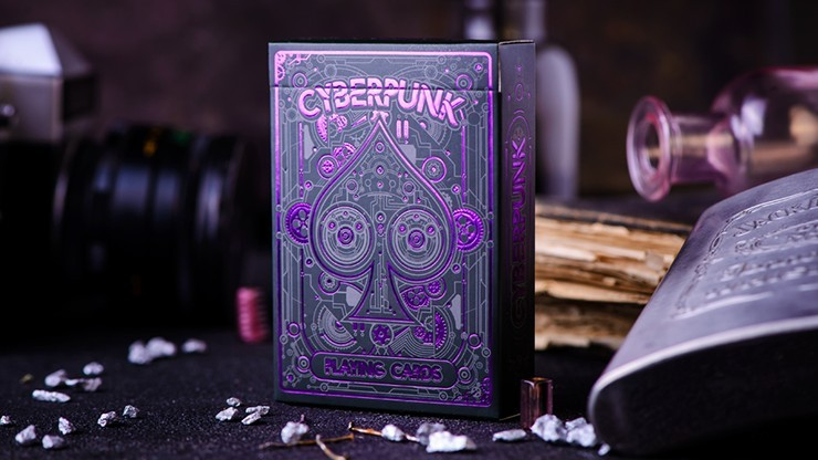 Cyberpunk Purple by...