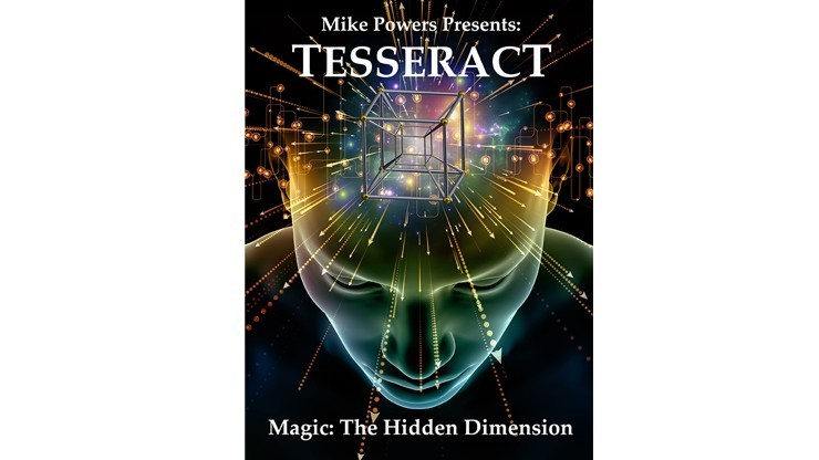 TESSERACT by Mike Powers -...