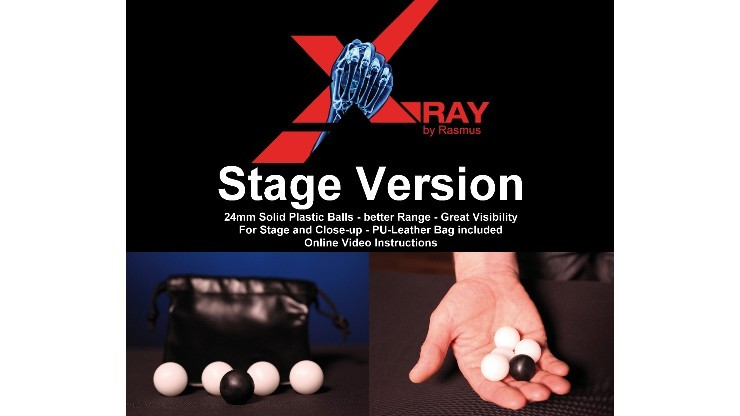 X-RAY STAGE VERSION by...