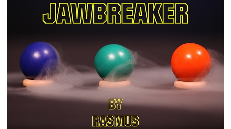 JAWBREAKER by Rasmus Magic - Trick