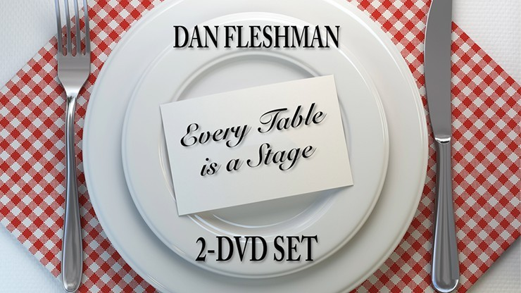 Every Table is a Stage...