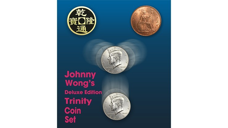Deluxe Edition Trinity Coin...