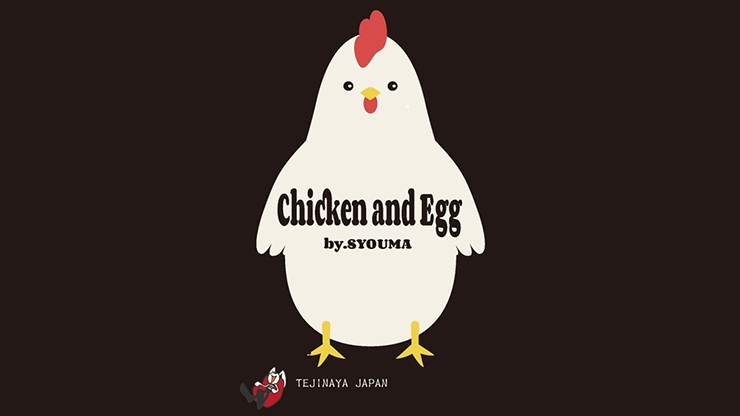 Chicken and Egg by Tejinaya...