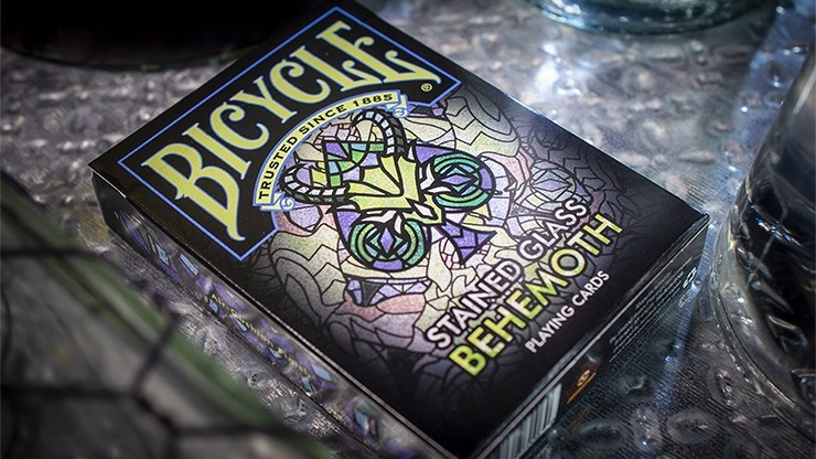 Bicycle Stained Glass...