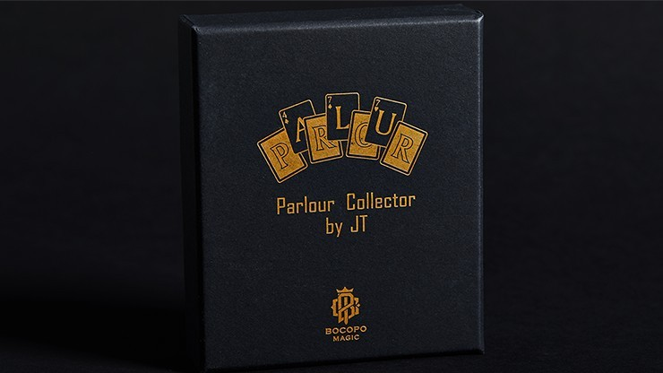 Parlour Collector RED by JT...