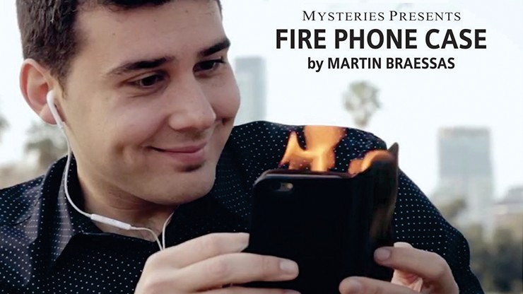 Fire Phone Case (Bigger) by...