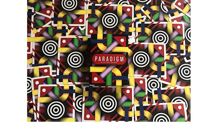 Paradigm Playing Cards by...